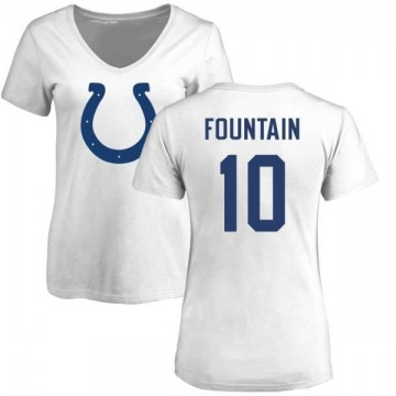 newest 85eee 2add2 Men's Daurice Fountain Indianapolis Colts Name & Number Logo ...